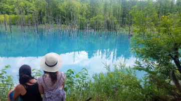 Blue Pond Bei