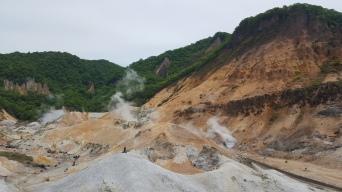 'Hell Valley' Noboribetsu