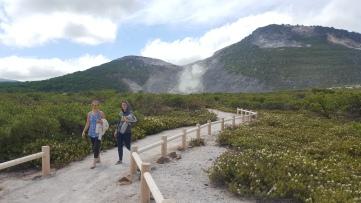 Sulfer Mountain Hike